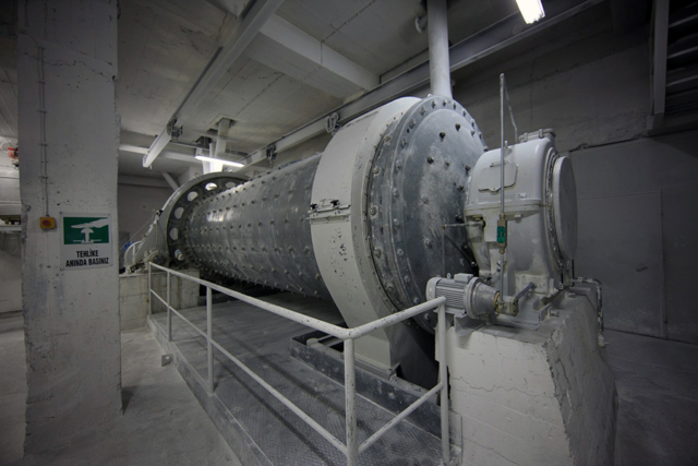 Erciyes Mikron - Mikronize Kalsit Fabrikası